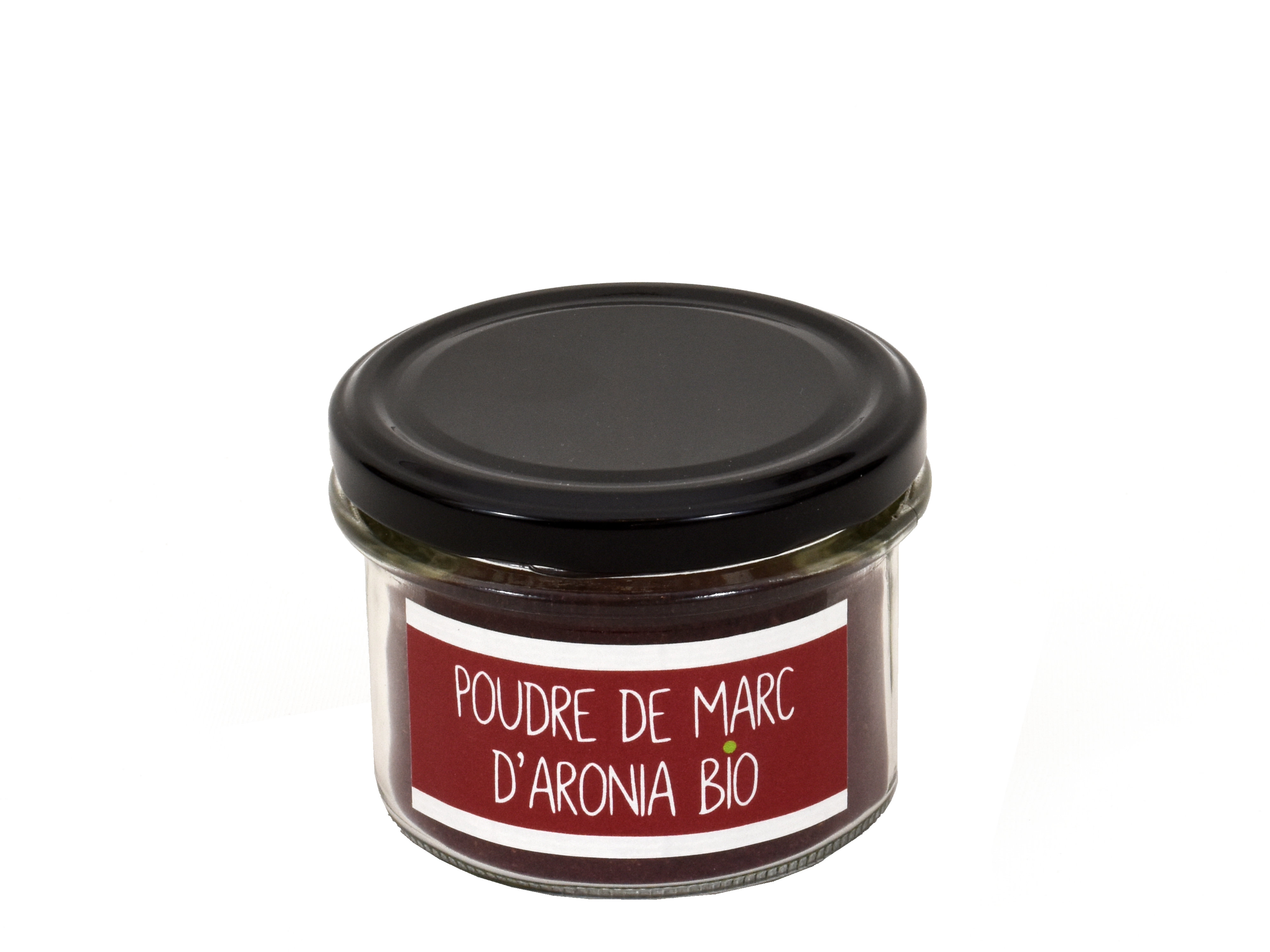 Poudre de marc d'aronia, 100 g
